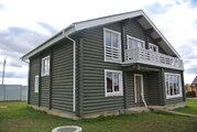 Деревянный дом 210 кв.м. Новокаширское шоссе