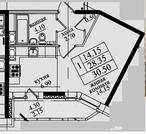 Большая Квартира-Студия - Фото 3