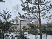 Зимний дом в Рощино, СНТ Антракт - Фото 1