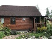 Новый дом из бруса в пос. Воровского СНТ Лесная дача - Фото 1