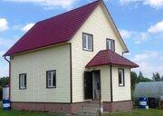 Дом 130 м2 в СНТ Берегиня около д. Назарово - Фото 1