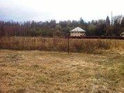 10 соток п. Беляная Гора, Рузский район, 100 км. от МКАД - Фото 4