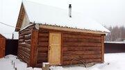 Дом из бревна в ДНП Волосово - Фото 5