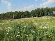 Участки Чеховский район Васькино, Лешино - Фото 1