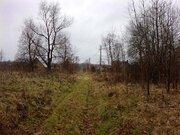 Земельный участок 15 соток в д. Семеновское - Фото 1