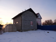 Новый дом-баня, и старый жилой дом, г. Березовский. - Фото 2
