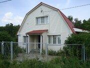 Дом 93 кв.м. в деревне Скурыгино Чеховский район на 15 сотках - Фото 1
