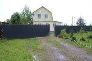 Дом двухэхтажный брусовой на участке 16 соток в д.Малое Маринкино - Фото 3