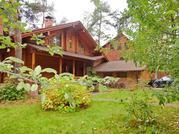 Сдам дом из бревна на красивом участке ( 1197) - Фото 1