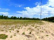 10 сот под ИЖС на берегу реки - с.Заречье - 60 км Щёлковское шоссе - Фото 4