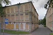 Продается отд. стоящее здание 751,7м2, 3эт, г.Ломоносов, Дворцовый пр.