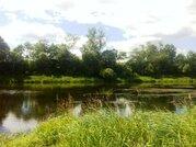 Участок на берегу реки Руза - Фото 2