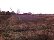 Участок 23 сотки, Новорижское ш. 120 км, в деревне. - Фото 1