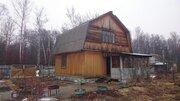 Продается Зимняя бревенчатая дача у леса - Фото 1