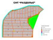 Земельный участок 10 соток пгт Лотошино СНТ Раздолье - Фото 4