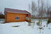 Уютный дом на лесном участке, д.Сатино, 85км от МКАД. - Фото 4