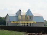Дом на участке 16 соток ПМЖ на берегу озера в Жуковском р, д.Ступинка. - Фото 3