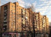 2х комнатная квартира 40 кв. м метро Текстильщики - Фото 2