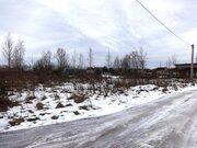 Участок под строительство в 4 км от Пскова - Фото 1