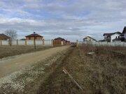 Участок 13 соток в К.П. «Высоты» рядом с Обнинском. - Фото 5