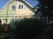 Часть дома 116 кв. м. и 30 соток в д. Шаликово, 80 км от МКАД - Фото 1