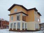 Новый кирпичный дом 350м2 на 9 сотках в 30 км от МКАД Новая Рига - Фото 1
