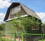 Летняя деревянная дача в районе д.Пущино - Фото 1
