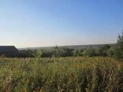 Земельный участок с панорамным видом на реке Ока д. Тульчино 25 соток - Фото 5