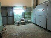 Отапливаемое помещение под склад или производство, эл-во, вода, охрана - Фото 3