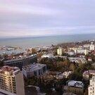 Квартира 84 кв.м. с ремонтом и панорамным видом в центе г. Сочи - Фото 4