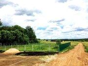 Видовой участок 5 сот. д. Сазонки 39км. от МКАД - Фото 4
