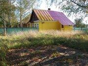 Земельный участок 14 сот. с частью жилого дома в д.б. Сырково - Фото 1