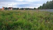 Участок 12 соток, 60 км от МКАД по Новорязанке, д. Михеево, у озера - Фото 1