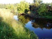 Участок 7 соток в деревне на берегу реки (ПМЖ). - Фото 4