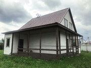 Продается 2-х этажный дом 160 кв. м. на участке 10 соток в с/т Берёзка - Фото 4