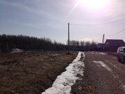 Участок 10 соток в деревне Комлево, город Боровск, 80 км от МКАД - Фото 4