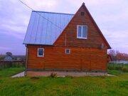Дом в Дмитровском районе д.Слободищево - Фото 4