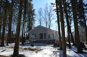 Дом в стиле шале на лесном участке Заовражье - Фото 2