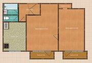 Зеленоград 2-х комнатная квартира