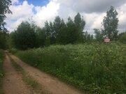Продается участок участок 10 соток в СНТ Мичуринец в д. Думино - Фото 1