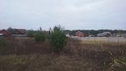 Живописный участок на реке Ока в деревне Лужки, Симферопольское шоссе - Фото 4