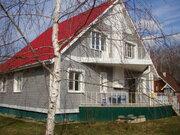 Дом с газом 190 кв.м. в деревне - Фото 1
