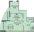 8 000 000 Руб., Квартира, Купить квартиру в Краснодаре по недорогой цене, ID объекта - 323410361 - Фото 32