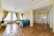 Четырехкомнатная квартира в центре Москвы метро Цветной бульвар - Фото 3