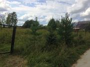 10 соток в д. Кузьмино-Фильчаково Чеховского района - Фото 5
