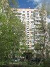 1-к квартира ул. Летчика Бабушкина, д.9, к.2 - Фото 1