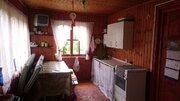 Продается Зимняя дача с баней у леса п.Шугарово, Ступинский р-н - Фото 3
