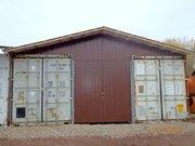 Аренда холодного склада 35 м2. в г.Щелково - Фото 1