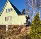 Дом в Дмитрове. Жилой с отделкой.Баня, беседка, гараж - Фото 1