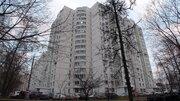 Трехкомнатная квартира, Москва, ул. Героев Панфиловцев, дом 1к2 - Фото 1